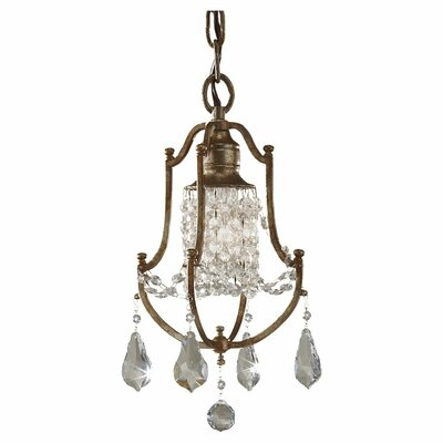 Valentina 1-Light Foyer Pendant