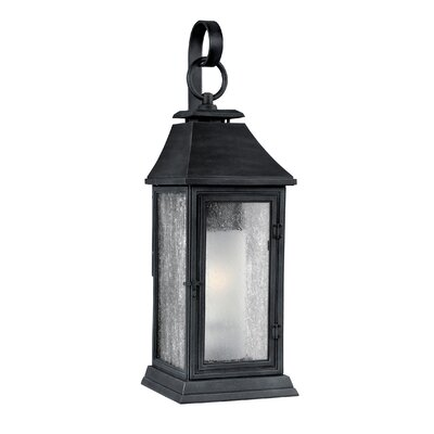 Hague 1-Light Outdoor Wall Lantern