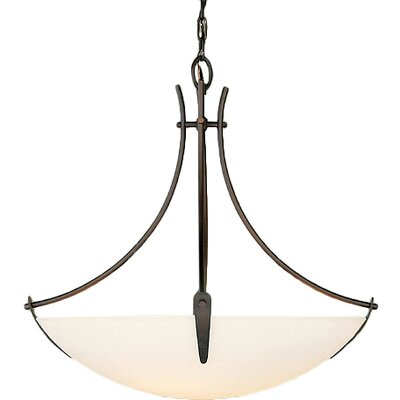 Boulevard 3-Light Inverted Pendant