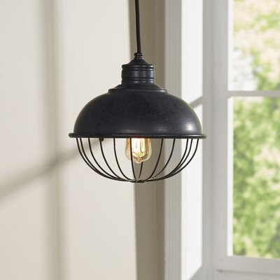 Urban Renewal 1-Light Foyer Mini Pendant
