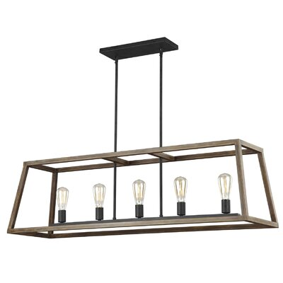 Natarsha 5-Light Kitchen Island Pendant