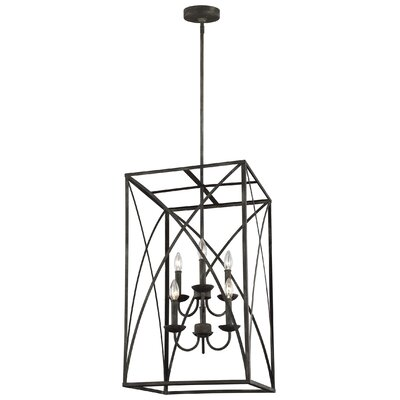 Jalonte 6-Light Foyer Pendant