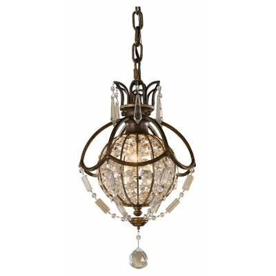 Bellini 1-Light Foyer Pendant