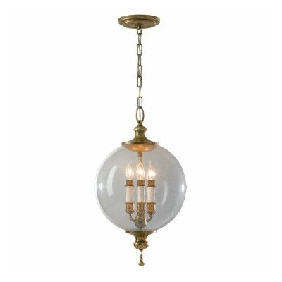 Argento 3-Light Pendant