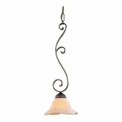 Tuscan Villa 1-Light Mini Pendant