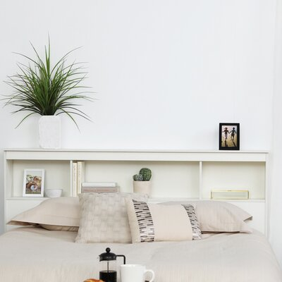 Wolford Storage Bookcase Headboard