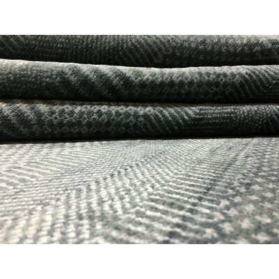 Puccio Solid Hand Woven Gray Area Rug