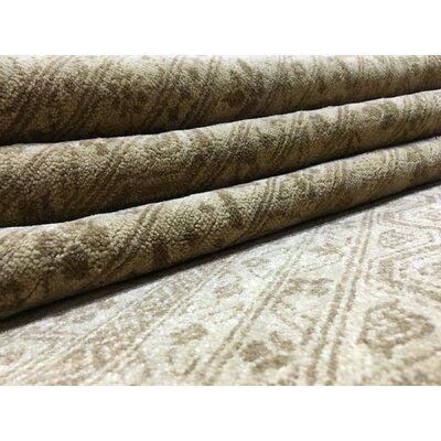 Alexi Hand Woven Wool Beige Area Rug