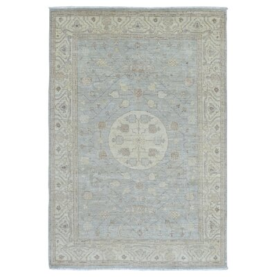 One-of-a-Kind Ardith Hand Woven Beige/Gray Area Rug