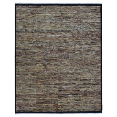 One-of-a-Kind Sahraoul Oriental Hand Woven Multicolored Area Rug