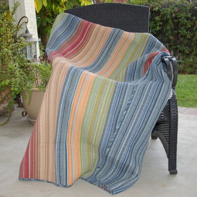 Katy Quilted Cotton Throw Blanket