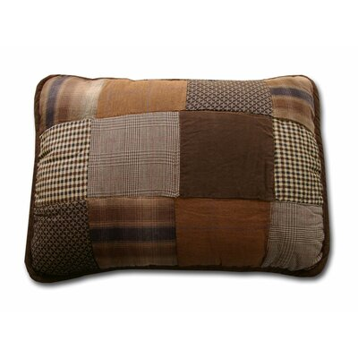 Asher Cabin Decorative Cotton Shell Throw Pillow