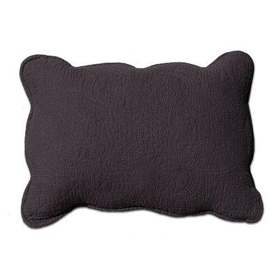 Sebastine Quilted Decorative Cotton Throw Pillow