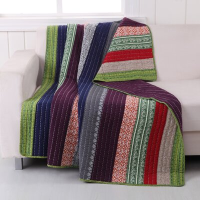 Marley Cotton Throw