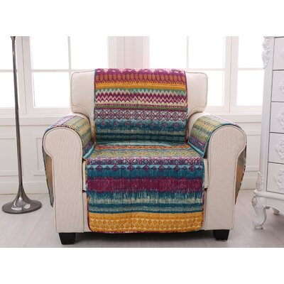 Southwest Quilted Furniture Protector Size: Arm Chair