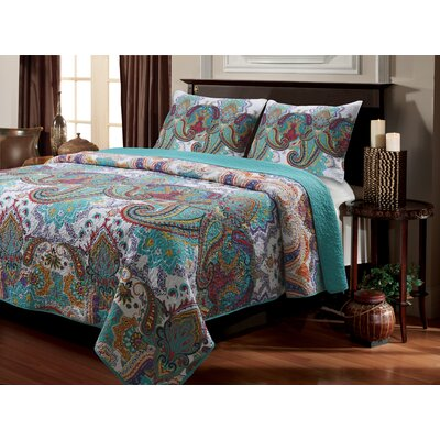 Sloten Quilt Set Size: King