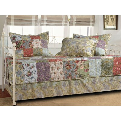 Greenland Home Fashions Blooming Prairie 5 Piece Daybed Set at Sears.com
