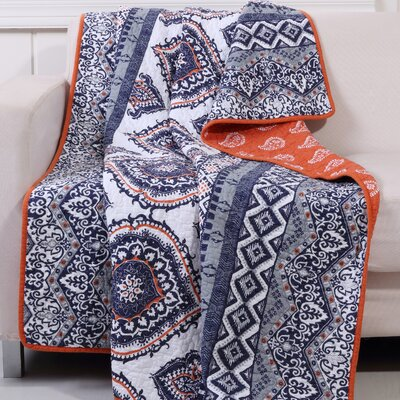 Medina Quilted Throw