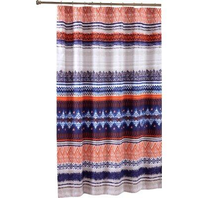 Urban Boho Shower Curtain