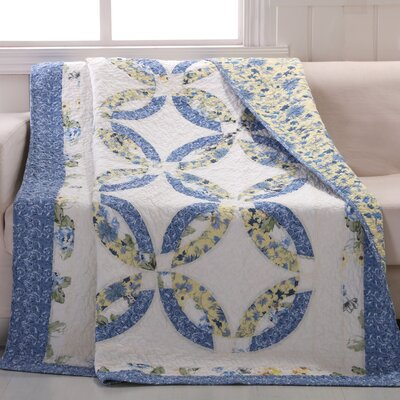 Forever Cotton Quilted Throw