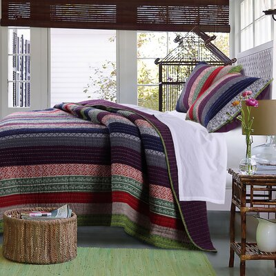 Marley Quilt Set Size: King