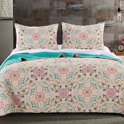 Morocco Quilt Set Size: Twin