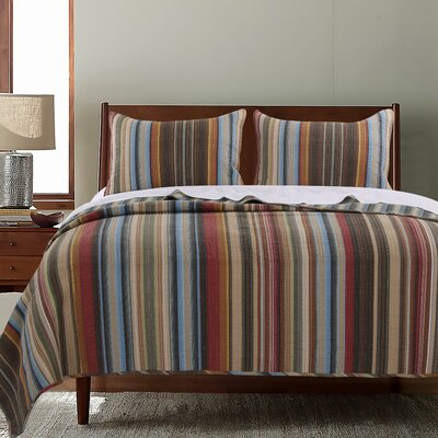 Durango Reversible Quilt Set Size: King
