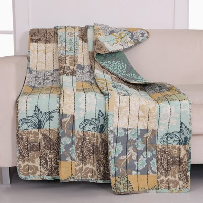 Elle Cotton Throw Blanket