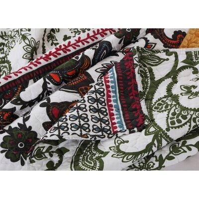 Orleans Reversible Quilt Set Size: Twin