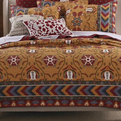 Farrah Quilt Set Size: Full/Queen