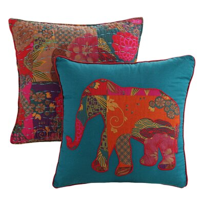 Jordan Cotton Throw Pillow Set