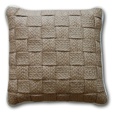 Hemp Throw Pillow