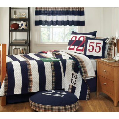 Boys bedroom ideas rugby bedding tktb for Boys rugby bedroom ideas