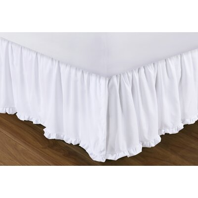 Delvecchio Bed Skirt Size: Twin