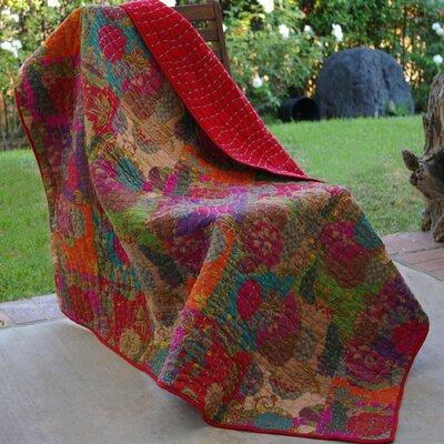 Jewel Cotton Throw Blanket