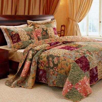 St. John Quilt Bedspread Set