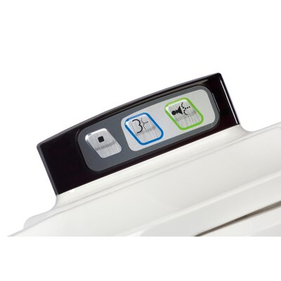 Elongated Smart Toilet Seat Bidet