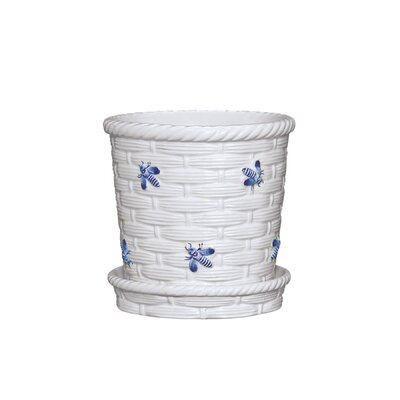 Bees Ceramic Pot Planter