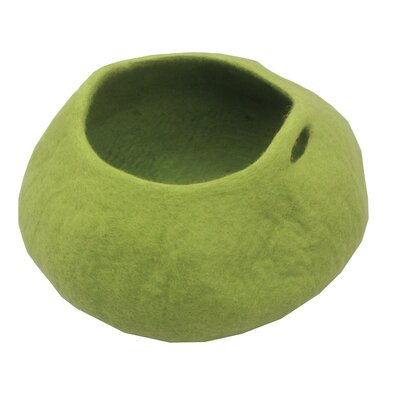 Napee Cat Bed Color: Lime Green