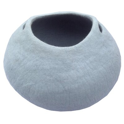 Napee Cat Bed Color: Sky Blue