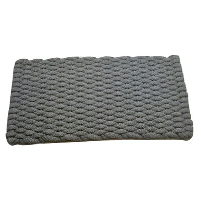 Super Duty Pet Mat Size: 38 W x 1.25 D x 24 H, Color: Gray