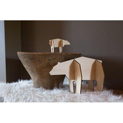 Calmers Bear Figurine FNDS2419 45511243
