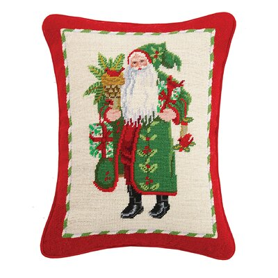 Holiday Rectangular Lumbar Pillow