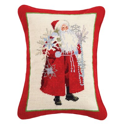 Holiday Traditional Lumbar Pillow