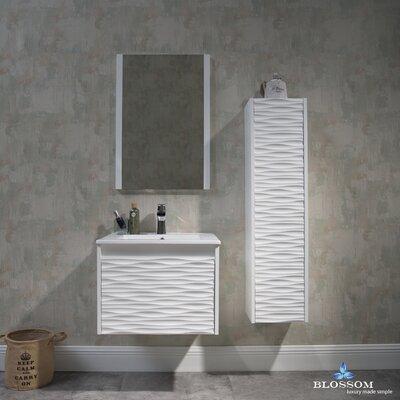 Artesian 24 Single Bathroom Vanity Set with Mirror