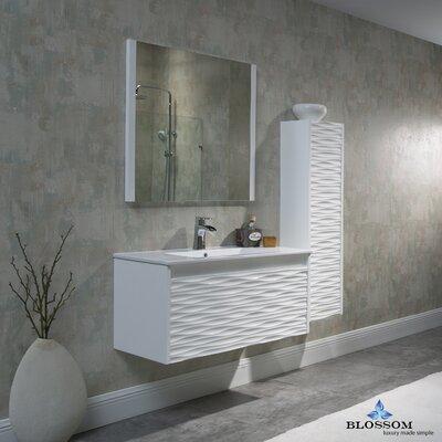 Artesian 36 Single Bathroom Vanity Set with Mirror