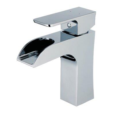 Single Hole Handle Bathroom Faucet