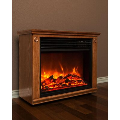 Cantillo Room Infrared Electric Fireplace WNSP1279 43469063