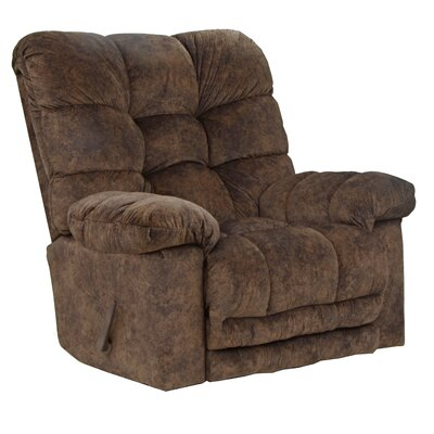 Bronson Glider Recliner Body Fabric: Chestnut