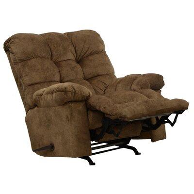Bronson Recliner Upholstery: Mocha